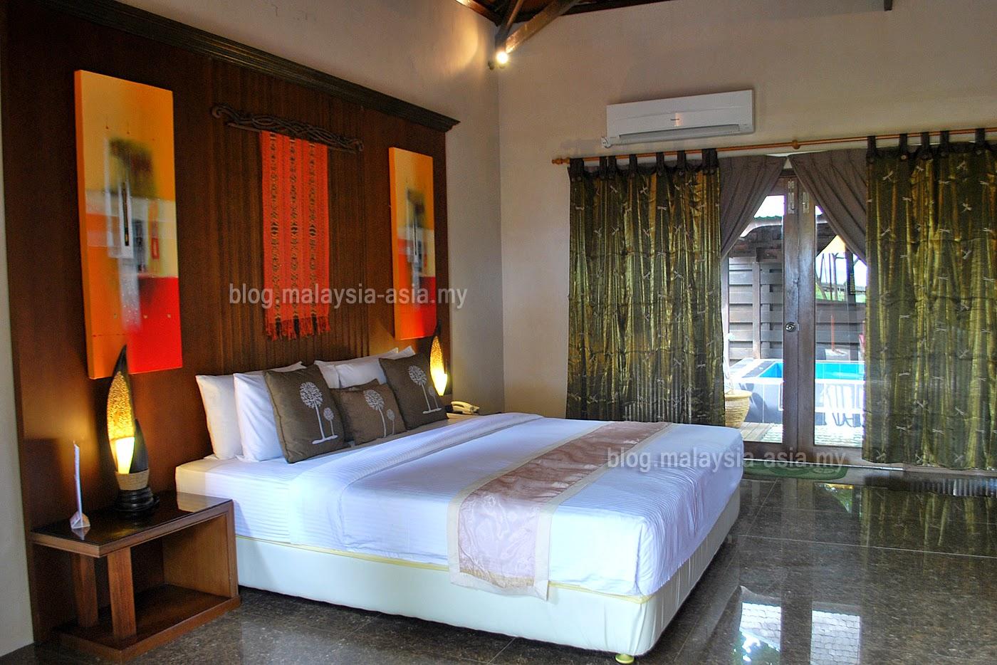 Mataking Resort Beach Villa Room