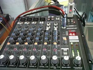 Mixer Merk MICKLE