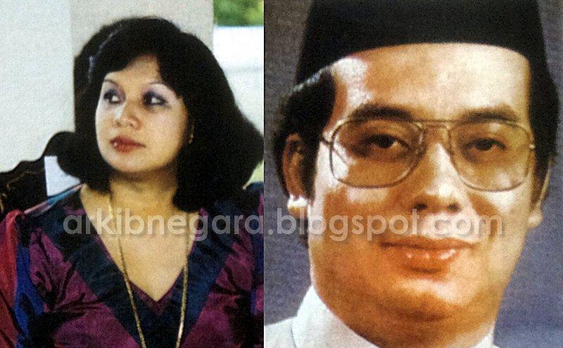 Isteri Dato' Najib Tak Takut Gossip (1984)