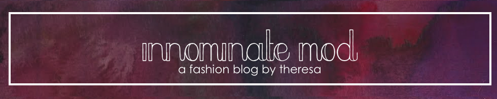 innominate mod | a fashion blog by theresa