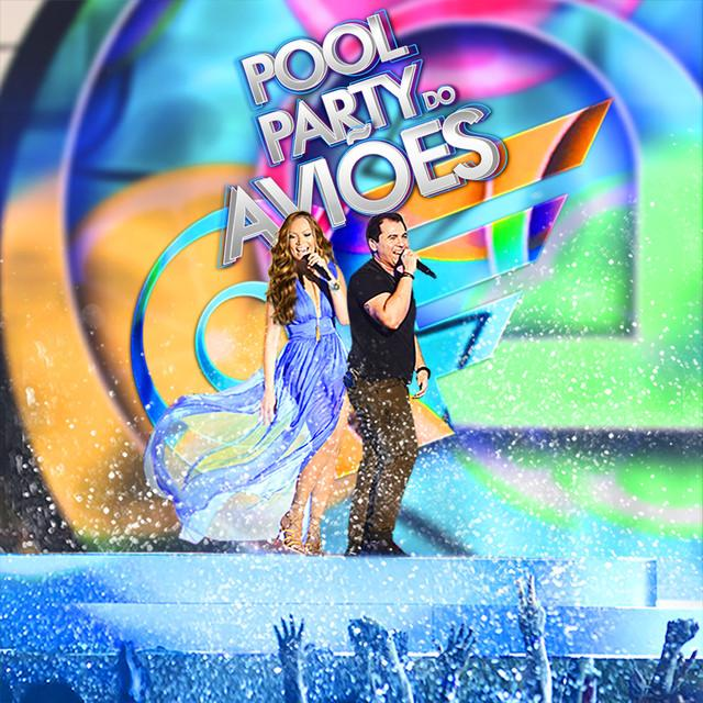 CD – Aviões Do Forró – Pool Party (2015) Mp3