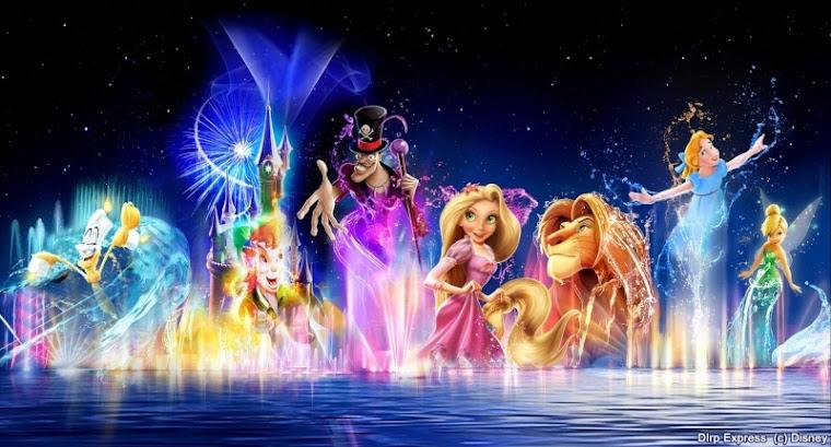Estas en Disney