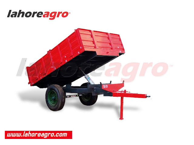 Farm Trailer, Trailer, Hydraulic Farm Trailer
