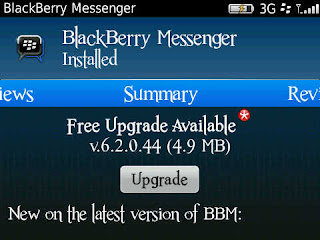 blackberry massenger ofline download