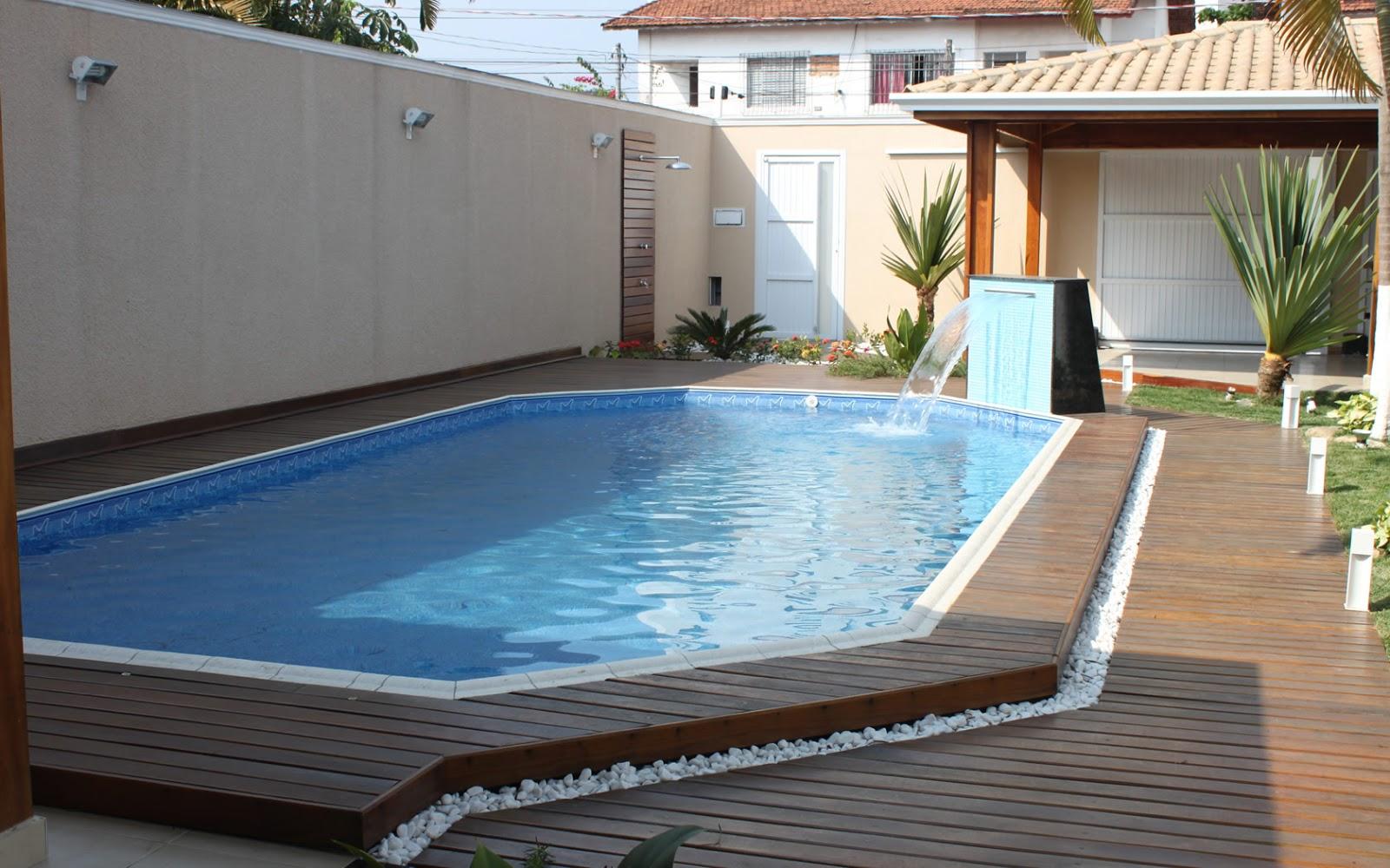 Piscineiro joinville for Casas c piscina
