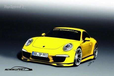 2012 Porsche 911 SP91-R by Speedart