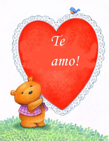 imágenes de amor te amo en corazones