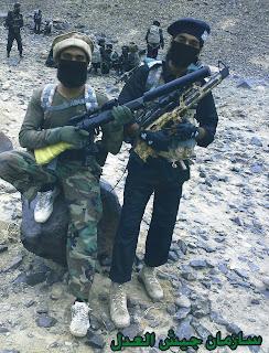 أخبار سريعة ومتجددة بشأن تحركات المجاهدين لتحرير أراضي العرب التي تحتلها إيران Mujahedin+Jaishuladl