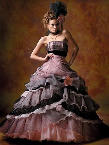 Amity Originals Halloween Wedding Wednesday The Dress