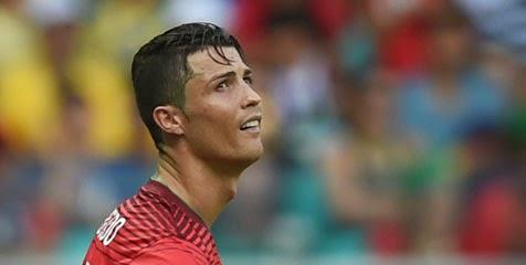 Legenda Jerman Cemooh Permainan Ronaldo