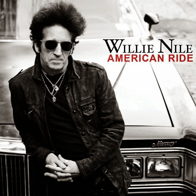 WILLIE NILE - American ride 2