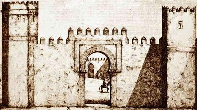 Las trece puertas de la muralla de sevilla - Puertas uniarte sevilla ...