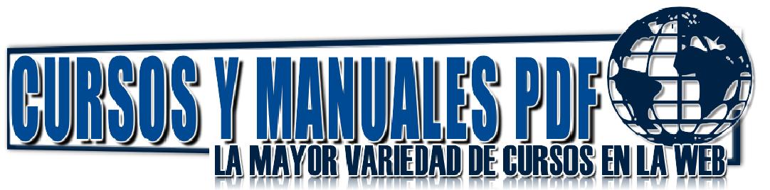 CURSOS EN PDF - MANUALIDADES - LA MAYOR VARIEDAD