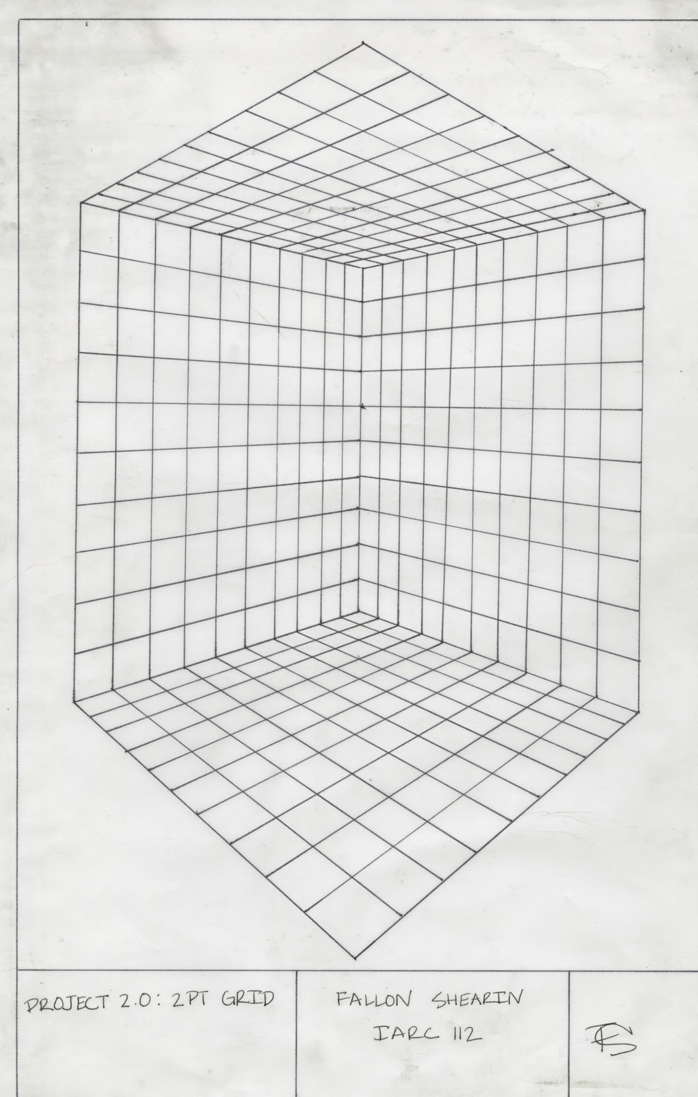 Fallon Shearin Design Project 2 0 Perspective Grid
