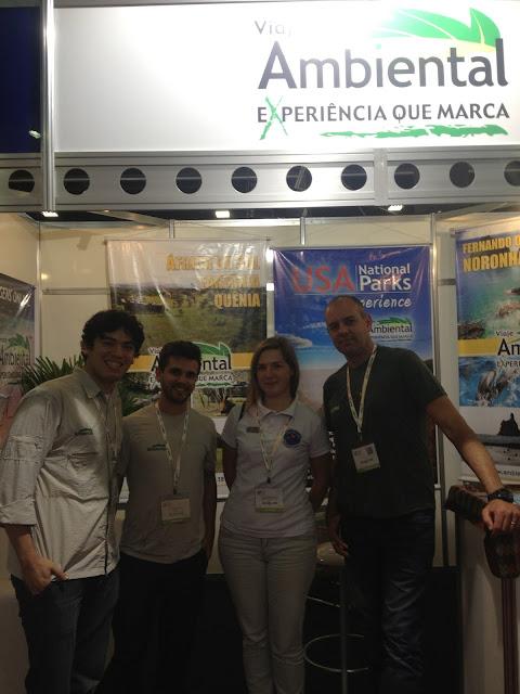 Agencia Ygarape Tour encontra com a Ambiental