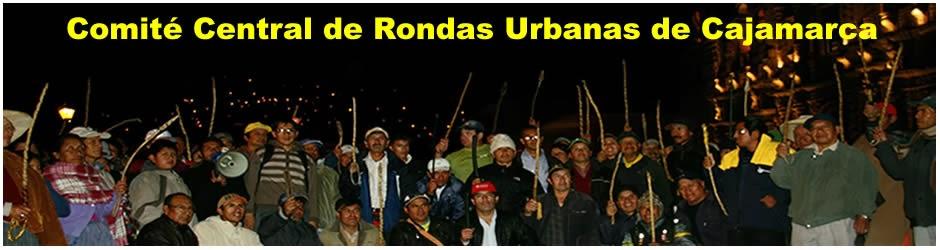 Rondas Urbanas Cajamarca