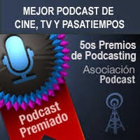 Mejor podcast de cine, tv y pasatiempos