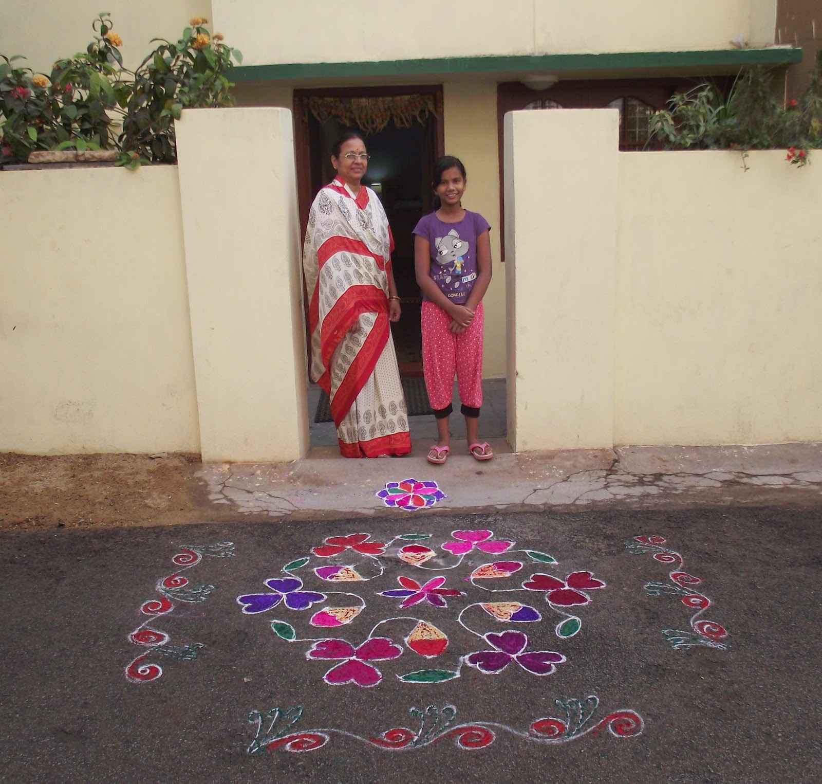 Raghus Column Happy Sankranti Pongal Makar Sankranti