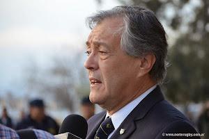 Luis Castillo, ex Presidente de la Unión Argentina de Rugby