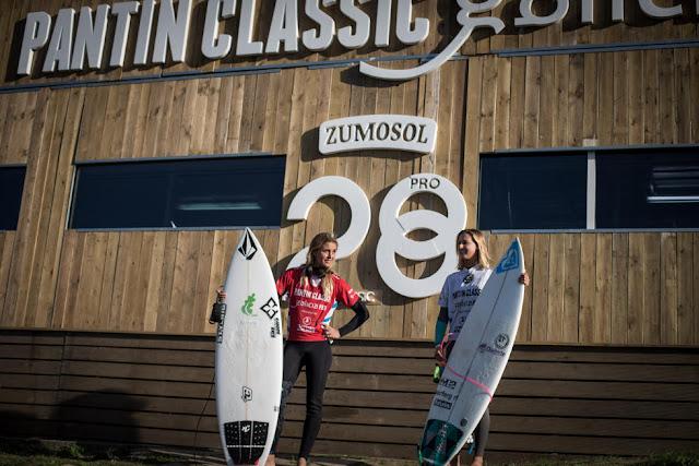 9 Finalist Pantin Classic Galicia Pro 2015 Foto WSL