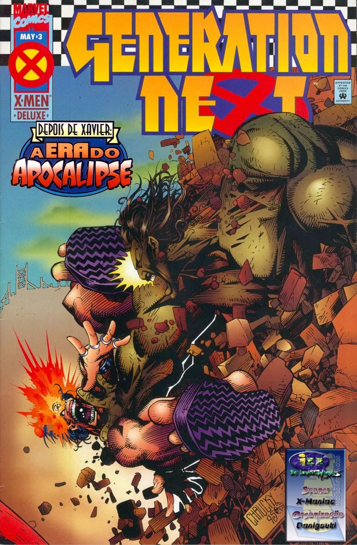 X-Men - A Era do Apocalipse #36