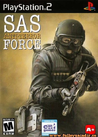 SAS Anti-Terror Force (PS2)