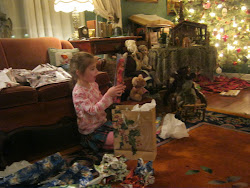Early Christmas with Grannie and Koppa