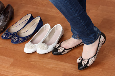 Pretty flat shoes