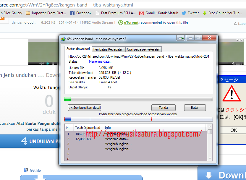Download Inject TSEL SATURA (tm) DOY KANGEN LIMITED V.5
