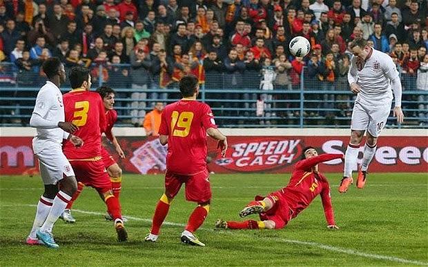 Prediksi Inggris vs Montenegro 12 Oktober 2013
