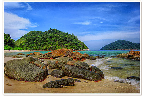 أروع جزر ماليزيا