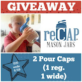 ReCAP Mason Jar Lids