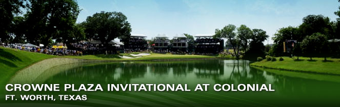 2012 Crowne Plaza Invitational TV Schedule and Tournament Notes