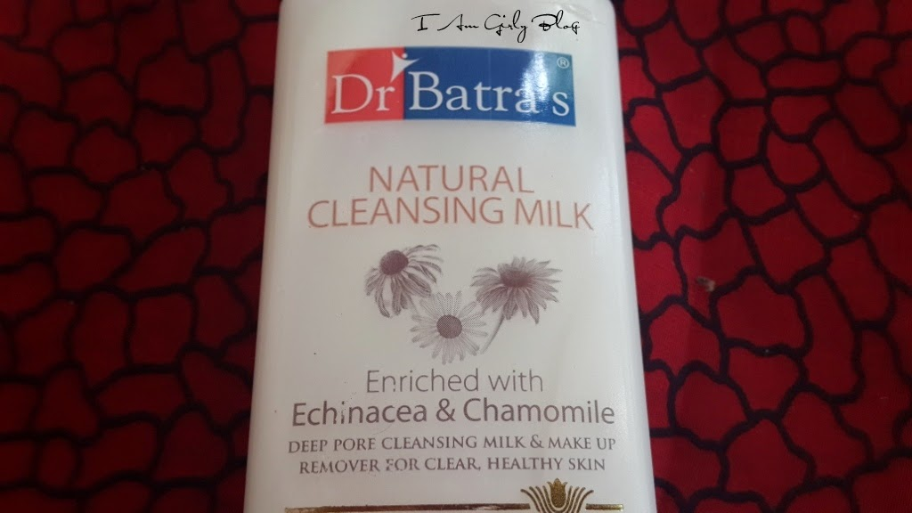 Dr.Batra's Natural Cleansing Milk