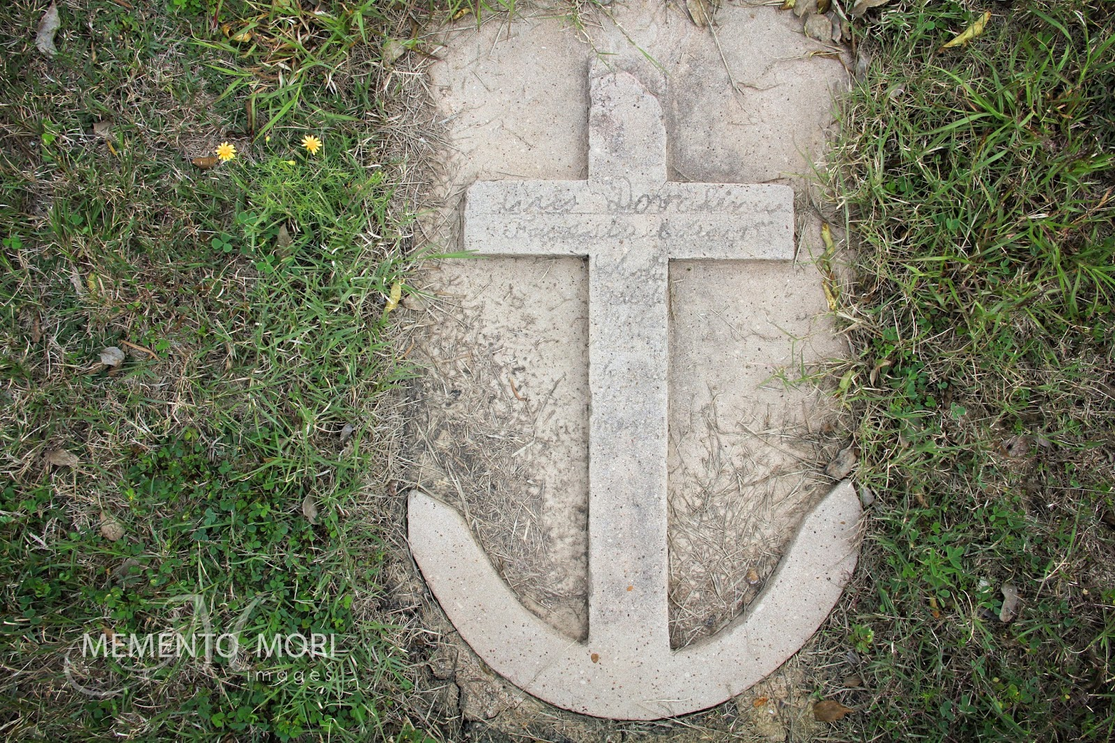 Taphophile Corner The Anchor Cross