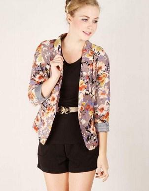 Desain Blouse Batik Modern 16