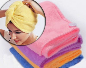 Distributor Handuk Ajaib Magic Towel Asli Murah Handuk Penyerap Air Tercepat