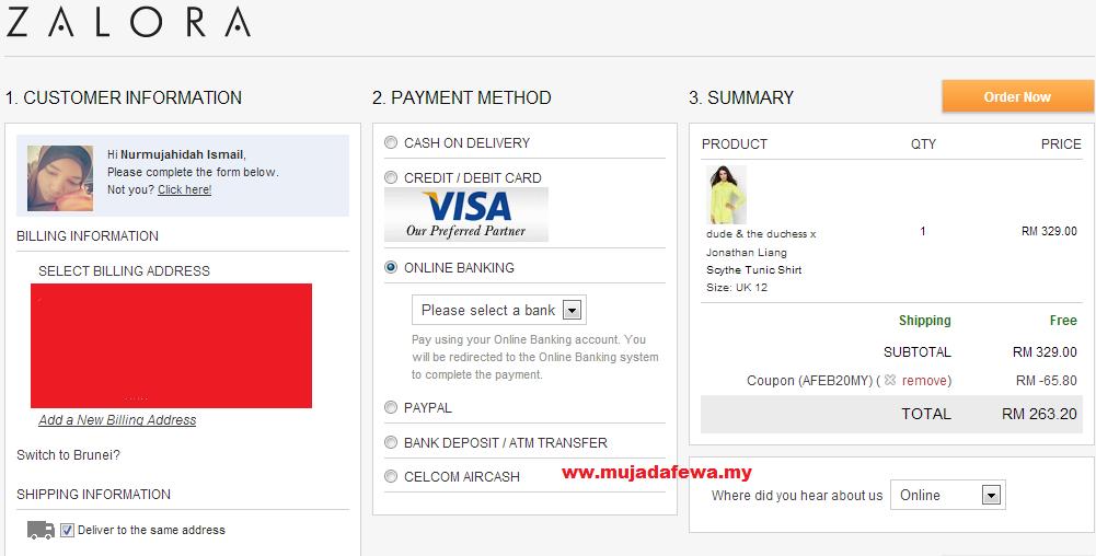 shopping online, membeli belah online, shopping online dengan harga diskaun, kupon diskaun di iprice coupons