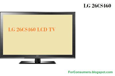 LG 26CS460