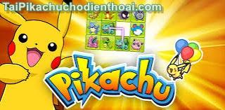 game pikachu, tai game pikachu cho dien thoai, tai pikachu mien phi