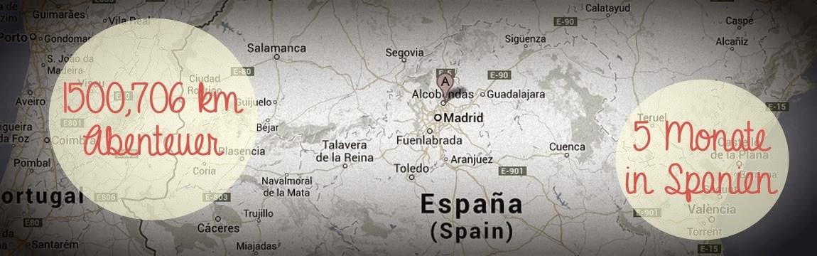 Klein-Kathie in der großen Welt - Auslandsjahr in Spanien!