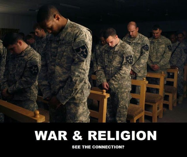 religious wars Once started, religious strife has a tendency to go on and on, to become  permanent feuds today we see such intractable inter-religious wars.