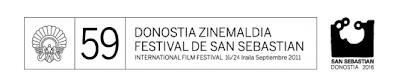 Imagen del logo del Festival de San Sebastián