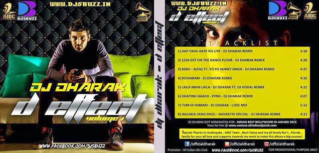 D-EFFECT BY DJ DHARAK ALBUM DOWNLOAD