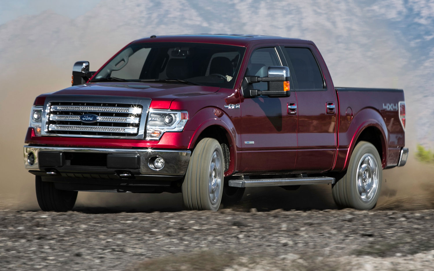 2013 Ford F-150 Wins Pickup Challenge