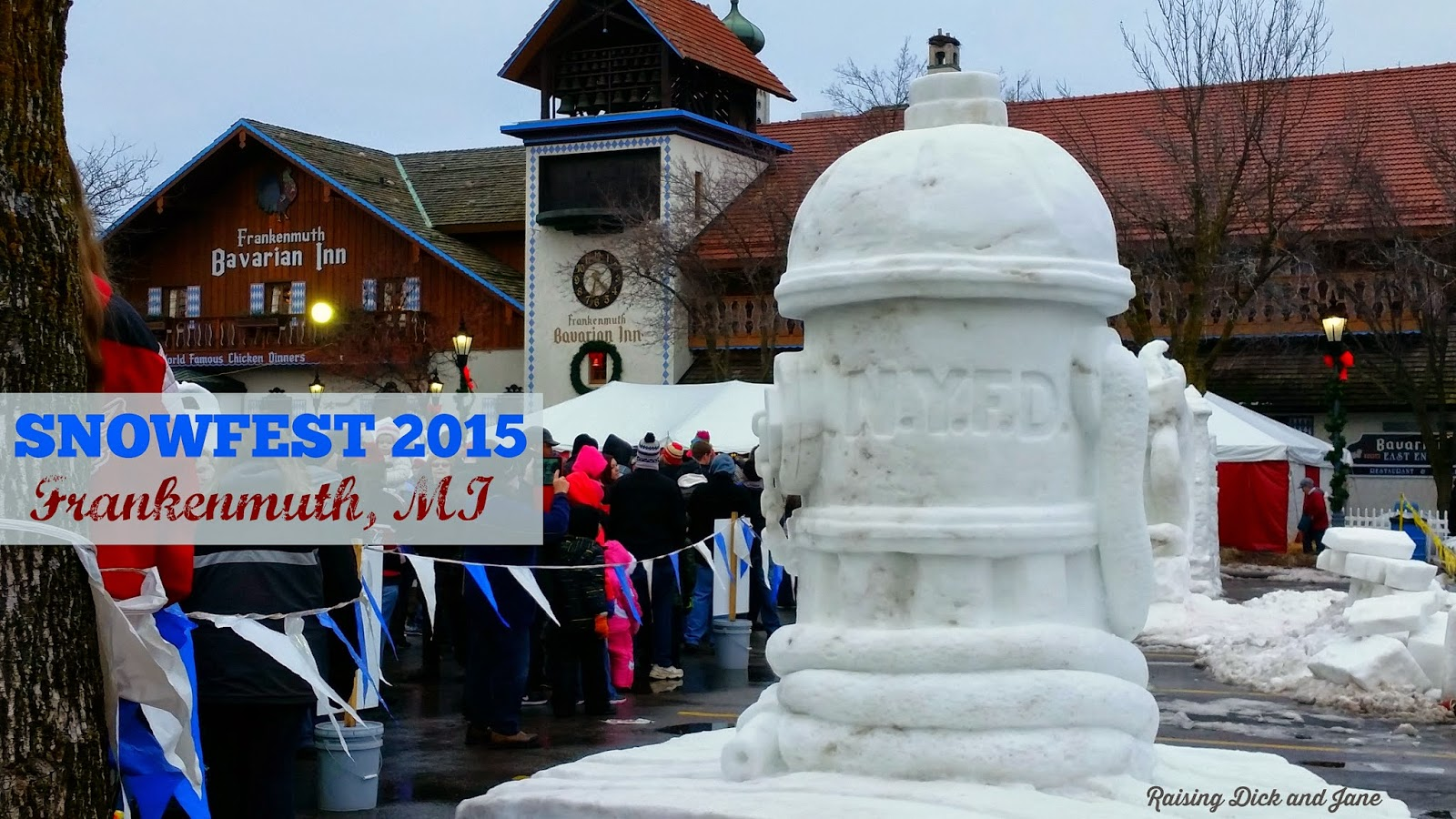 Pictures of SNOWFEST 2015 Frankenmuth, MI