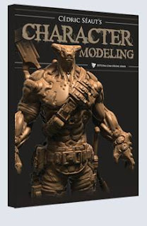 Cedric Seaut's Character Modeling