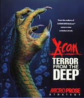 Xcom: Terror from the Deep Cover art