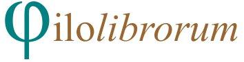 PhiloLIBRORUM - Livros antigos.