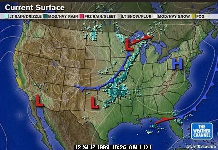 Weather Channel Us Map.Regulus Star Notes Some Thoughts On The Weather Channel And Why You
